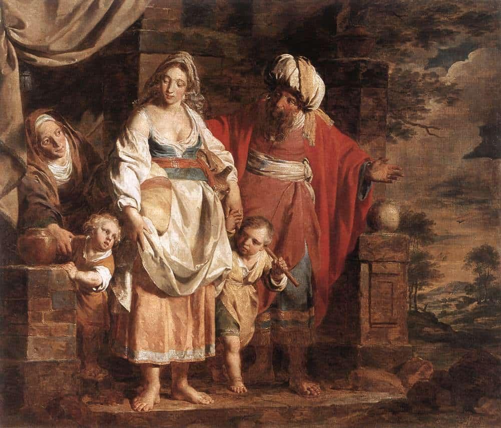 Abraham descendants 1 ... Hostility People