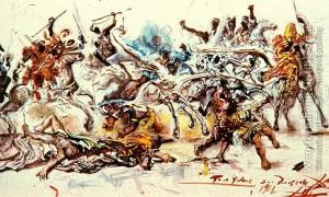 P-D0016-1066-study-for-the-battle-of-tetuan