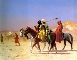 arabs-crossing-the-desert